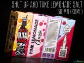 Жидкости Shut Up And Take Lemonade Salt 30 мл (20мг)