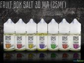 Жидкости Fruit Box SALT 30 мл (25мг)
