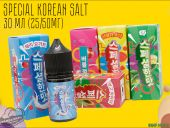 Жидкости Special Korean SALT 30 мл (25/50мг)