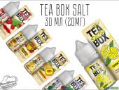 Жидкости TEA BOX SALT 30 мл (20мг)